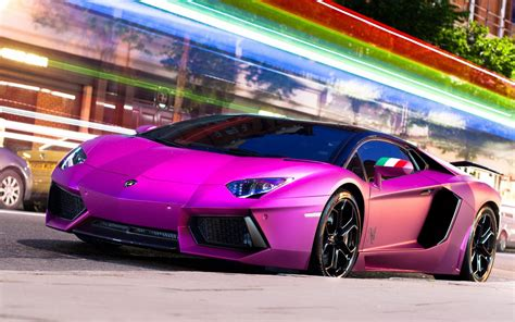 lamborghini purple 2017 purple lamborghini aventador lp700 4 supercar 4k hd