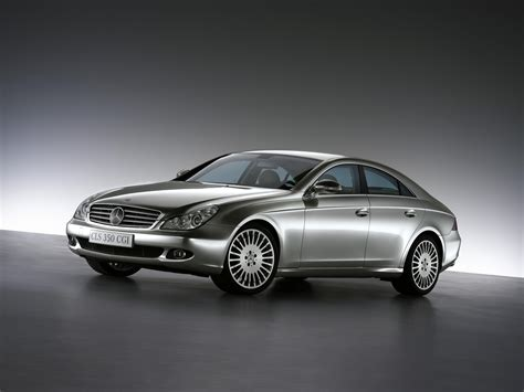 2006 Mercedes Cls 350 Cgi Pictures, Photos, Wallpapers