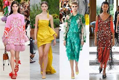 Trends Spring Runway Biggest Fashionweekdaily Shows London
