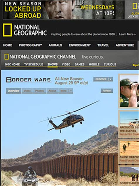 national geographic   websites  time