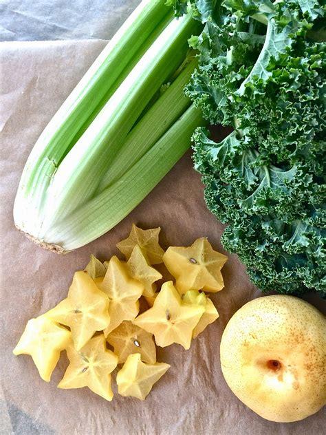 kale detox juice celery passionately raw alkalizing