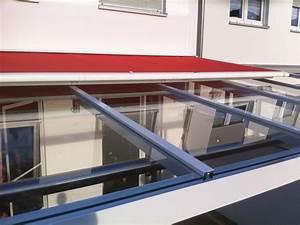 Sonnensegel Unter Glasdach : veranda aus pulverbeschichteten aluminiumprofilen mit glasdach metallbau bochum wattenscheid ~ Markanthonyermac.com Haus und Dekorationen