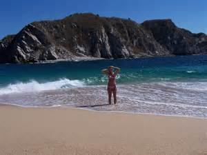 Beaches of Huatulco Oaxaca