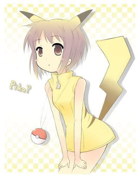 The Gallery For Gt Anime Baby Boy Human Pikachu Pikachu Human Form Name Pi