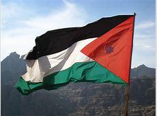 Bandera de Jordania