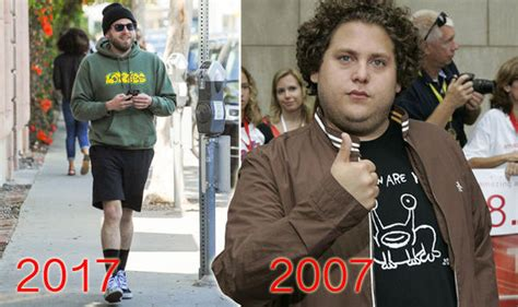jonah hill weight loss 2017 how the war dogs actor lost