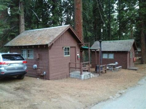 Grant Grove Cabins  Updated 2018 Prices & Campground