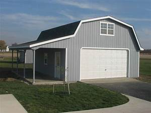 Custom, Built, Garages, Of, All, Sizes, Amish, Built