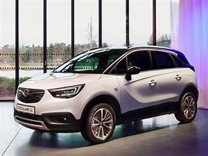 Avis Opel Crossland X : opel crossland x les tarifs et prix des options challenges ~ Medecine-chirurgie-esthetiques.com Avis de Voitures