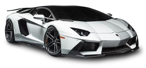 logo lamborghini png lamborghini aventador lp white car png image pngpix