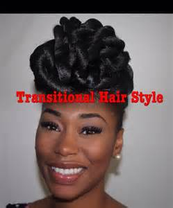 Transitioning Styles Natural Hair