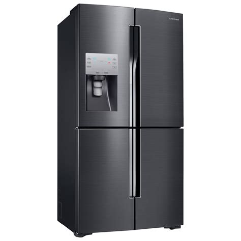 samsung cuisine cuisine avec frigo noir