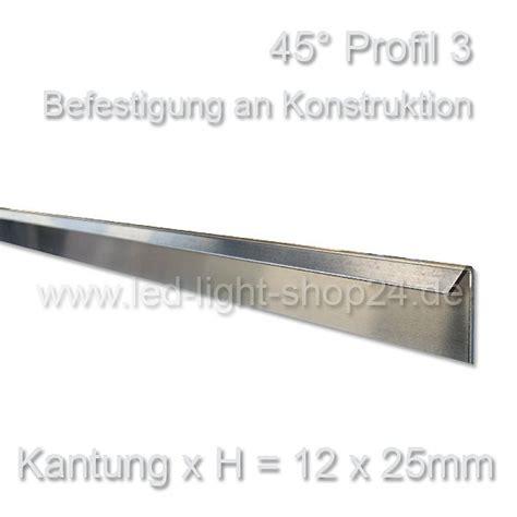 led profil decke led profil 45 grad f 252 r indirekte beleuchtung trockenbau und abgeh 228 ngte decken 17 90