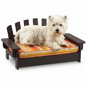 wood, adirondack, pet, bed