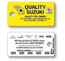 Northtown Suzuki by Change Punch Cards Dealer Concepts