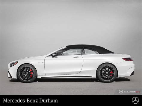 Then browse inventory or schedule a test drive. New 2020 Mercedes-Benz S63 AMG 4MATIC+ Cabriolet Convertible in Whitby #L68533 | Mercedes-Benz ...