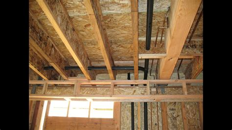 structurally support load bearing walls truss
