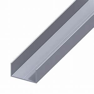 Holz U Profil : alu rechteck u 19 5x35 5x1 5 2 50 kantoflex 1171 metall kunststoffprofile aaec ~ Frokenaadalensverden.com Haus und Dekorationen
