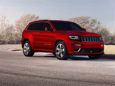 jeep grand cherokee srt  exotic car wallpapers