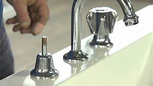 Mitre 10 how to replace bathroom taps presented by scott for How to change a washer on a bathroom mixer tap