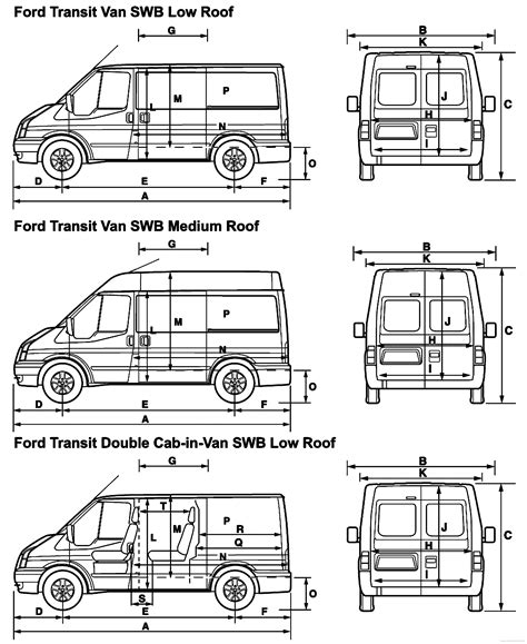 ford ford transit vanpicture  reviews news specs