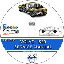 Volvo S60 Repair Manual by Volvo S60 Repair Manual Ebay