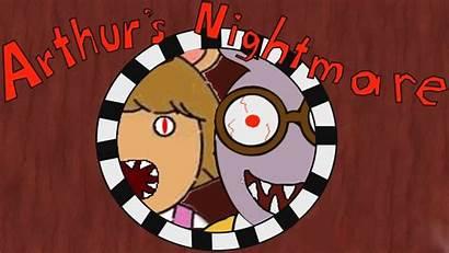Arthur Nightmare Scariest Ever