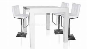 Table Haute Et Tabouret : tabouret pour table hauteur 90 ~ Teatrodelosmanantiales.com Idées de Décoration