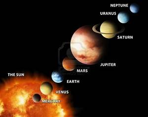 Solar System Distance of Planets From Sun in Order (page 2 ...