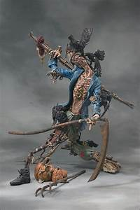 SCARECROW MCFARLANE'S MONSTERS SERIES 2: TWISTED LAND OF ...