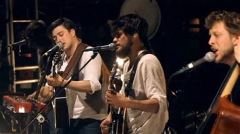 mumford sons first big hit review mumford and sons big easy express