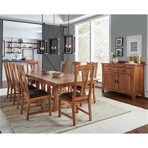 Costco Kitchen Furniture by Julian Place Chocolate 5 Pc Counter Height Dining Room