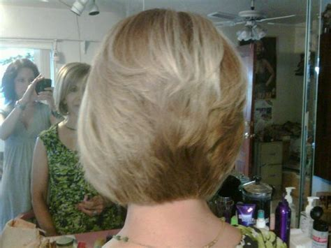 Carmen Graduated Bob Haircut Back View Yelp Images