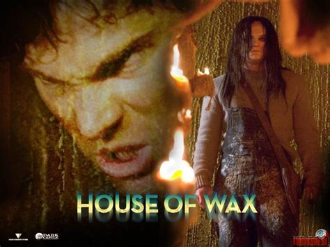 House Of Wax Vincent Sinclair