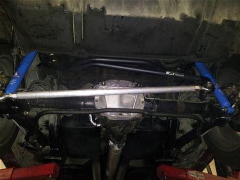 maximum motorsports mustang panhard bar kit   mmpba