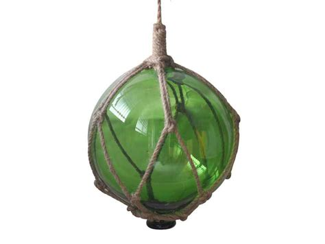 Buy Green Japanese Glass Ball Fishing Float With Brown Bathroom Makeup Storage Ideas Towel Rack For Tile Pictures Shower Simple Small Tiles How To A Floor Video Paint Bathrooms