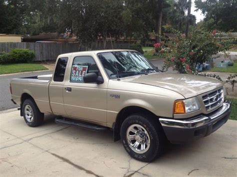 ford ranger 4 door buy used 2001 ford ranger xl extended cab 4 door 3