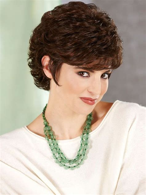 images  short curly hairstyles  pinterest