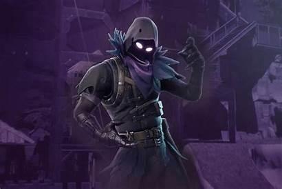 Fortnite Raven Wallpapers Desktop Battle 4k Royale