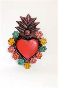 Sacred Heart Mexican Art