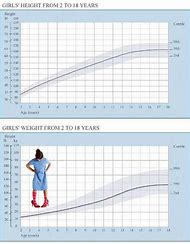 height and weight chart for teenage: Weight and height chart for teenage females height weight chart