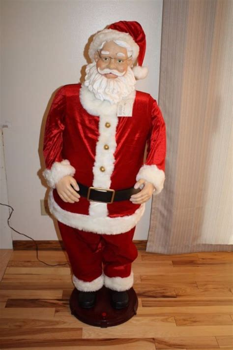 gemmy animated santa shop collectibles online daily