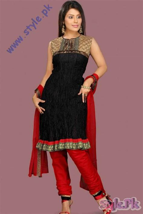 Churidar Salwar kameez For Girls - Latest Designs