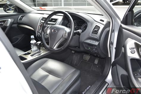 nissan altima st  interior forcegtcom