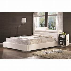 coaster 300379ke white eastern king size leather bed With king size leather sofa bed