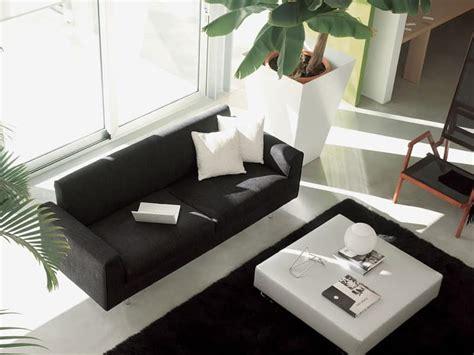 divanetti in pelle divano moderno rivestito in pelle per salotto elegante