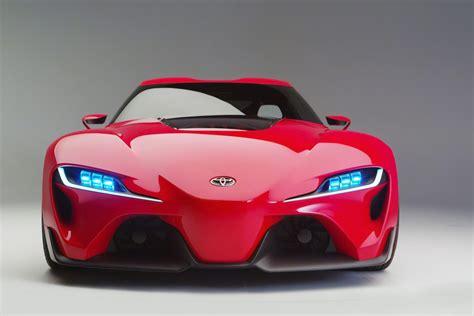 Toyota Ft 1 Concept Teknikens Vrld