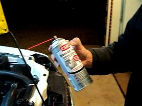 How To Clean A Mass Air Flow Sensor (maf) Youtube