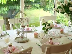 Deco De Table Communion : atelier violette ~ Melissatoandfro.com Idées de Décoration