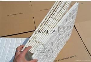 Room deco removable 3d brick wall stickers - X6 - DWALLS